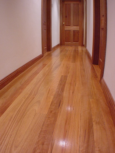 Blackbutt Contemporary Grade 130mm