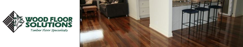 Wood Floor Solutions